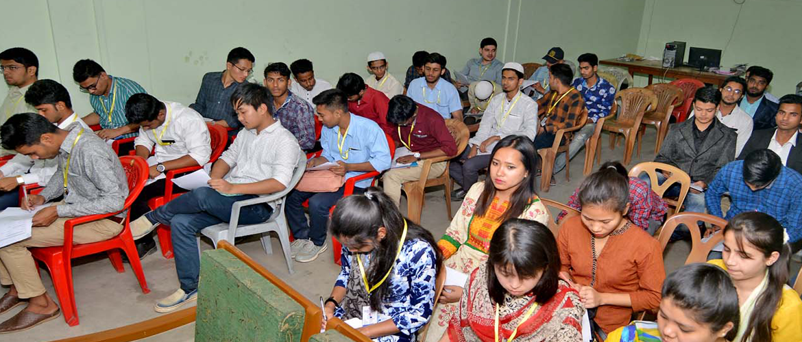Welcome Ceremony for Indian Students in Chittagong
