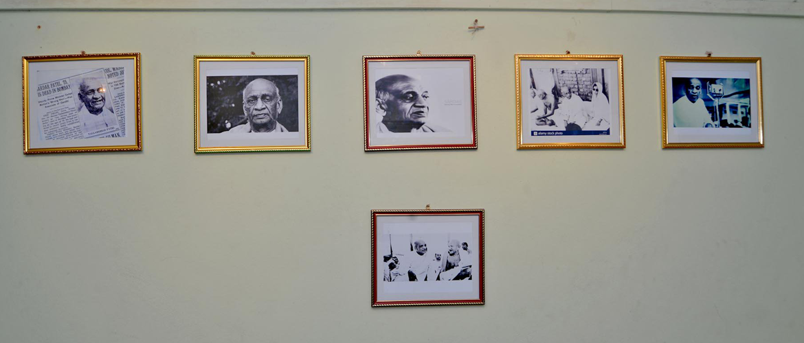 Celebration of Birth Anniversary of Sardar Vallabhbhai Patel on 31 October, 2017 at Assistant High Commission of India, Chittagong